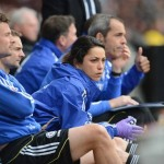Chelsea Team Doctor, Eva Carneiro, Will No More Grace Matches after Eden Harzard On-Pitch Treatment Saga. Image: PA.