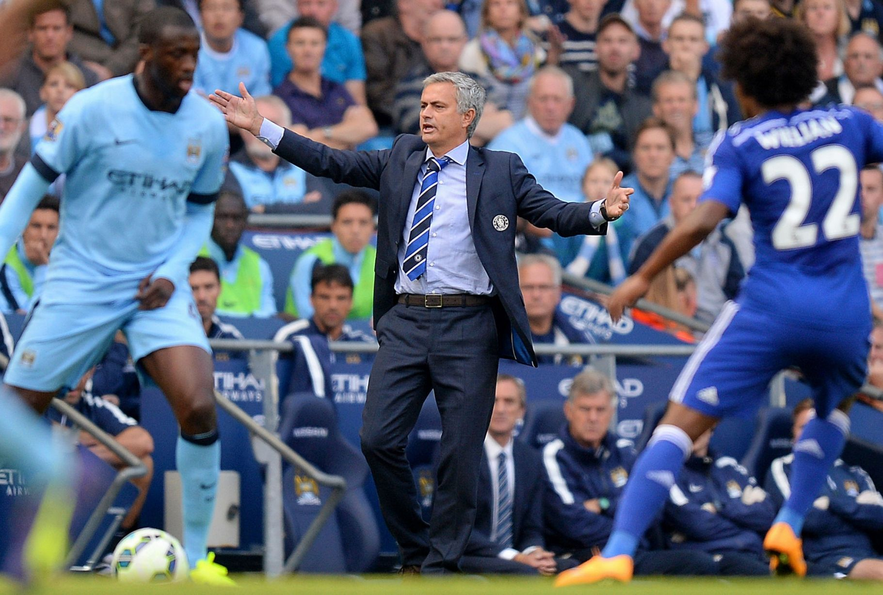 Manchester City Chelsea: EPL So Far; How The Top Teams Have Fared