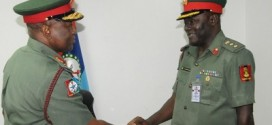 Olukolade Hands Over To Rabe As Defence Spokesperson