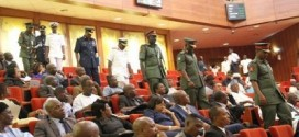 Senate Confirms Appointments Of Service Chiefs