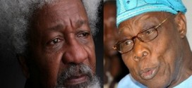 Obasanjo, An Economic Illiterate And Liar Who Deserves No Respect – Soyinka