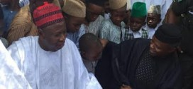 Osinbajo Visits Children Displaced By Boko Haram In Kano, Assures Of Govt Support