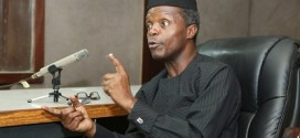 Don't Give Anti-Corruption War Ethnic Colouration, Osinbajo Urges Nigerians