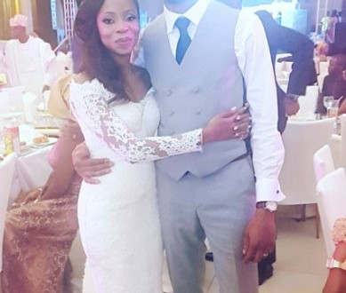 Check Out PHOTOS From Pastor Tunde Bakare's First Daughter's Wedding In London