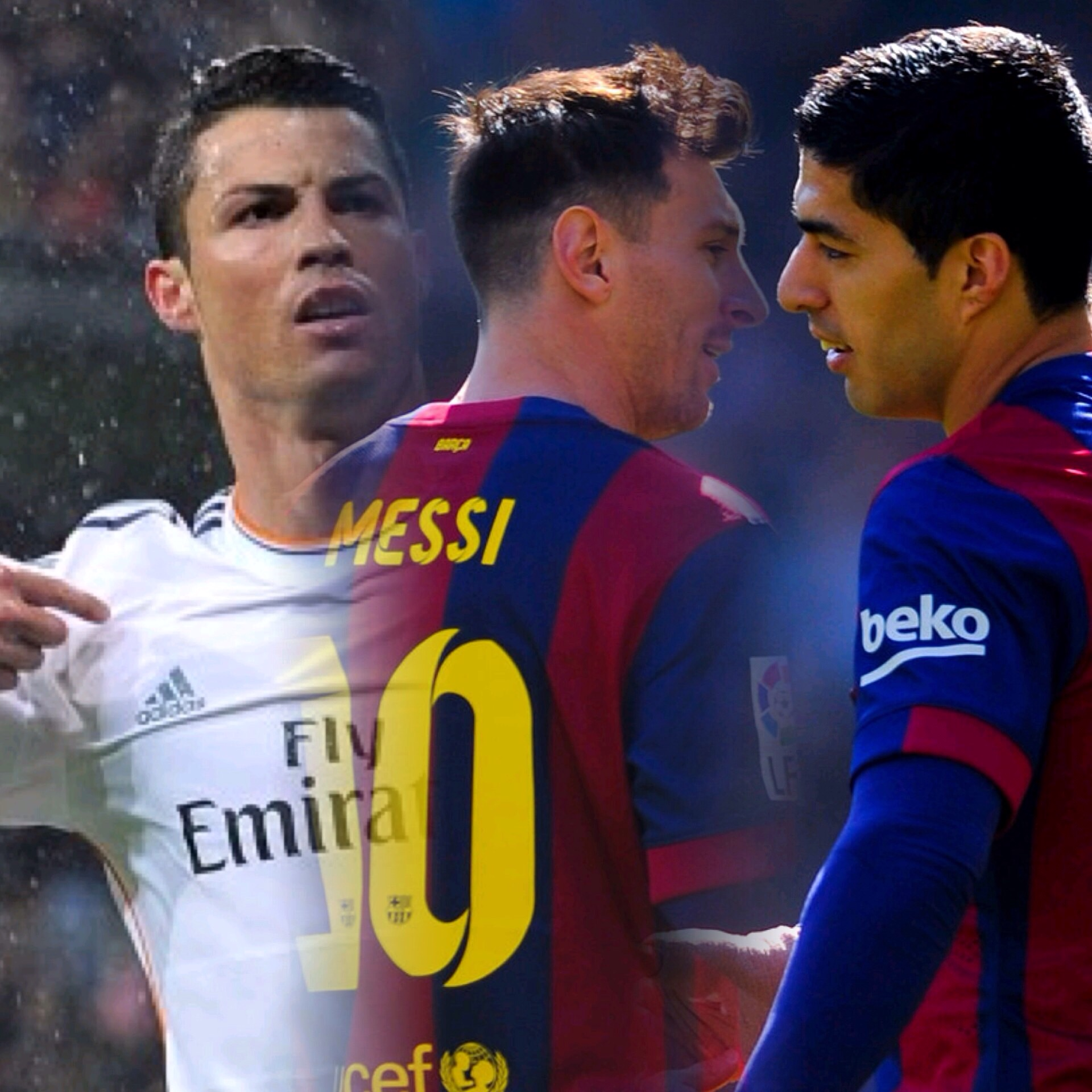 Cristiano Ronaldo I M Not Playing Just Lionel Messi: Messi, Suarez & Ronaldo Up For Best Player In Europe Award