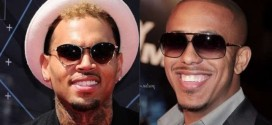 Jealous Chris Brown Attacks Marques Houston Over His Comment On Karreuche's Sexy Instagram Photo