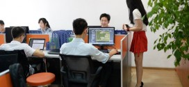 "Chinese IT Companies Hiring ""Programming Cheerleaders"" To Motivate Staff"