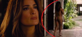 Actress, Salma Hayek Goes Completely unclad In New Movie [PHOTO]