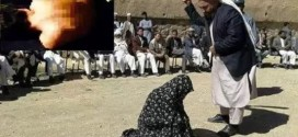 Female Afghan Activist Posts Unclad Photo In Protest Of The Public Lashing Of Woman Accused Of Adultery [Photo]