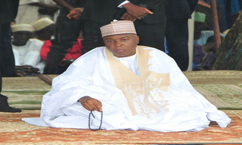 Eight Miscreants Arrested In Connection With Ilorin Prayer Ground Attack On Saraki – Police