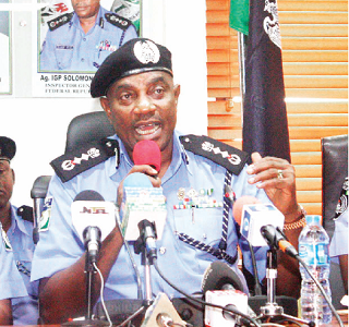 10,000 Police Recruitment Will Be Tough, Transparent – Arase