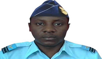 Pilot Of Crashed NAF Plane Buried At National Military Cemetery