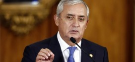 Arrest Warrant Issued For Guatemalan President