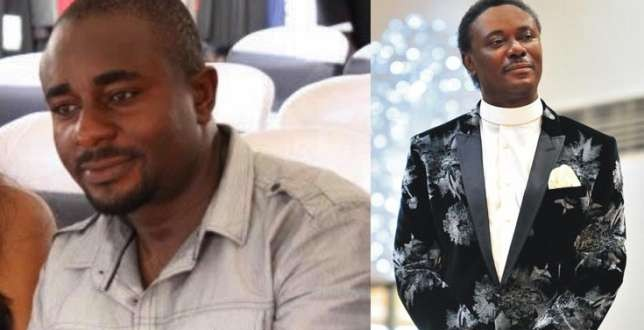Pastor Chris Okotie Reacts To Emeka Ike's Marriage Crisis Allegation
