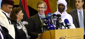 UN Proposes Unity Government To End Libya Conflict