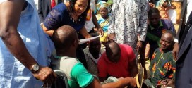 Fayose Gives Employment To 10 Physically-Challenged + 35 Wheelchairs | Photos