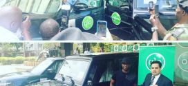 Glo Gifts Psquare Expensive Cars, A GWagon & A Range Rover | Photos