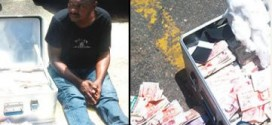 BUSTED: Man Arrested For Producing Fake Dollars, Pounds Worth Millions [Pictured]