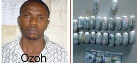 NDLEA arrest man at Lagos airport as he tried to smuggle $34k out of Nigeria