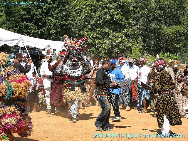 Checkout The Igbo Village In The United States Of America ...