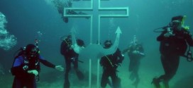 Russia Begins Construction Of World's First Underwater Church