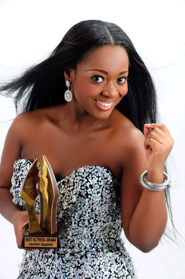 Ghanaian Actress Jackie Appiah Buys Herself A G Wagon