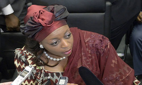 Ex-Minister Has Cancer, Pray For Her Recovery, Alison-Madueke's Family Urges Nigerians