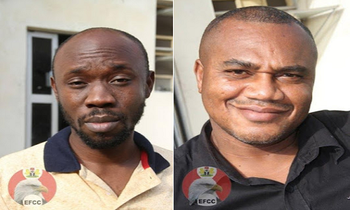 EFCC Nabs Two With 108 ATM Cards, 448 Travelers' Cheques At Lagos Airport