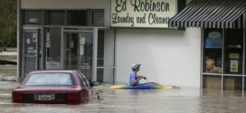 South Carolina Rainfall 'Highest In 1,000 Years'