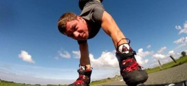 Extreme Sport: German Daredevil Skates With His Hands