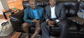 Former Vice President, Sambo Recuperating In The U.S After Undergoing Knee Surgery