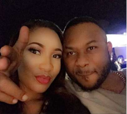 Tonto Dikehs ex-husband Churchill shades her for using