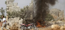 Syria Rebels Seeks Unity Against Russian 'Occupation'
