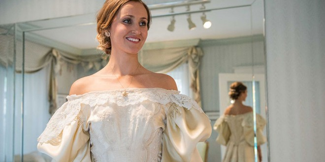 11 Women In This Family Have Worn The Same Wedding Dress In The Last 120 Years