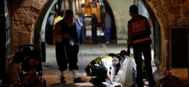 Israelis Killed In Jerusalem, Palestinians Banned From Old City