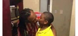 Should A Dad Kiss His Son Like This? | Photo