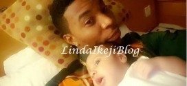 Singer Solidstar Welcomes Child With UK Based Lover | Photo