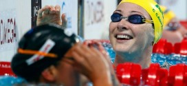 SEE How A Swimmer Broke The World Record And Still Finished Last