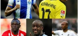 Meet All The Nominees For The BBC African Footballer Of The Year Award