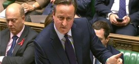 Cameron Rallies Support For Britain To Join Syria Air Strikes