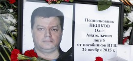Turkey To Deliver Body Of Russian Pilot To Moscow