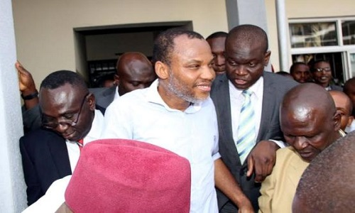 Magistrate's Absence Stalls Radio Biafra Director, Kanu's Trial