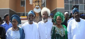 Osun Inaugurates N750m High School Named After Prof. Wole Soyinka