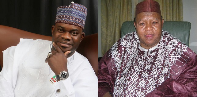 Image result for Alhaji Yahaya Bello and Prince Abubakar Audu