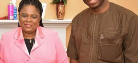 SEE Ex-president Jonathan With His Little Grand Daughter | Photos