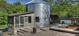 Amazing Architect Turns Old Grain Silo Into Amazing-Looking Home