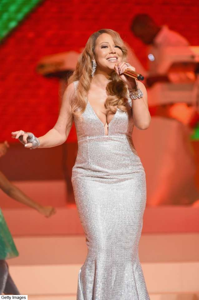 45 Year Old Mariah Carey Boasts Quot I Will Always Be A Diva