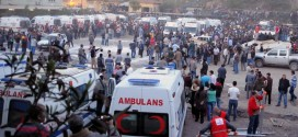 Explosion Rocks Presidential Guards: 12 Killed, 20 Wounded
