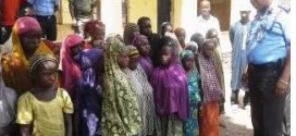 Human Traffickers With 26 Children Arrested In Ogun State [Photo]