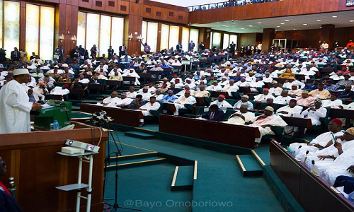 2018 Budget: National Assembly increased its own Budget by N14.5 billion without discussion with the Executive – Buhari